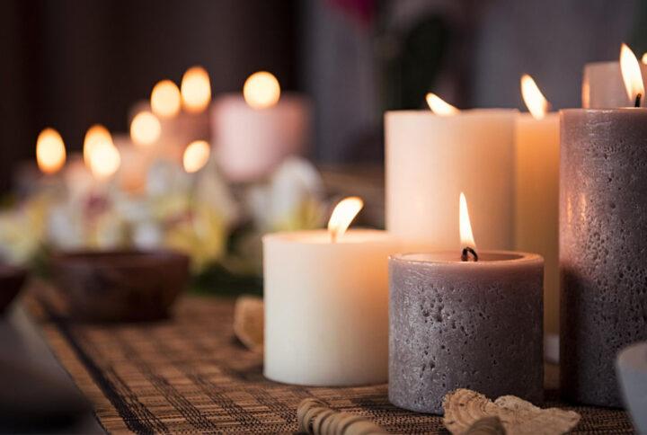 Πώς θα φτιάξετε εύκολα διακοσμητικά κεριά για το σπίτι